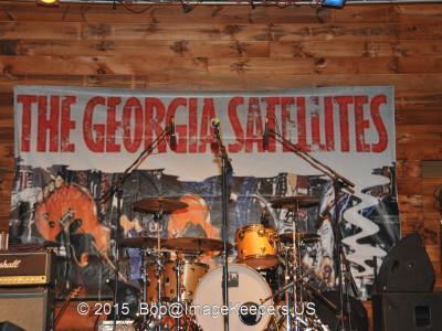 Band Georgia Satellites