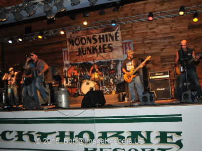 Band Moonshine Junkies