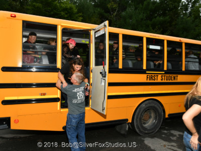 Pub Crawl Bus Ride