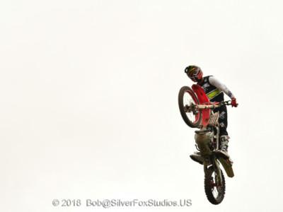 MotoCross Jumping Show
