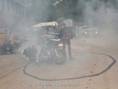 Bike Burn Outs